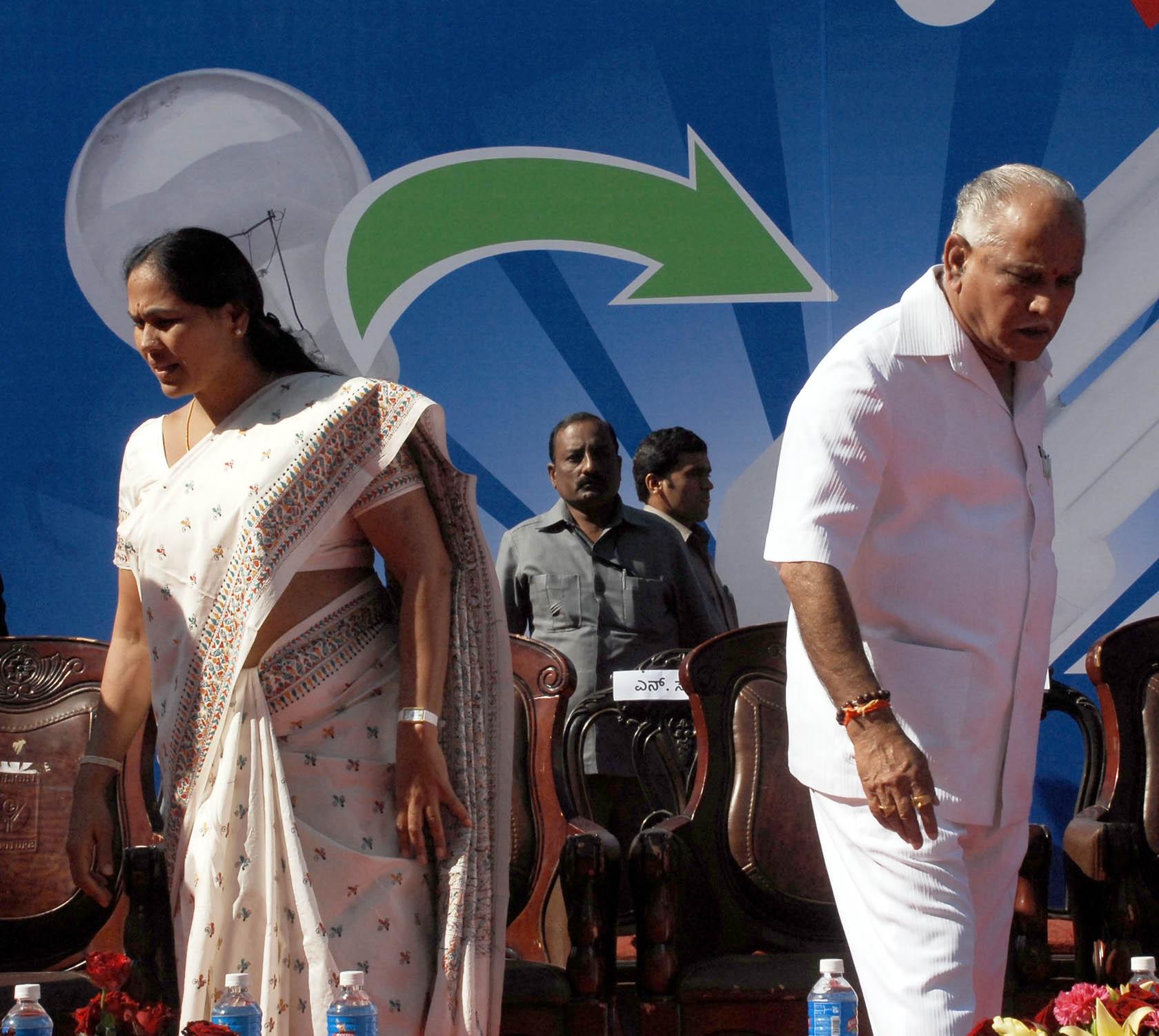 Shobha Karandlaje Churumuri