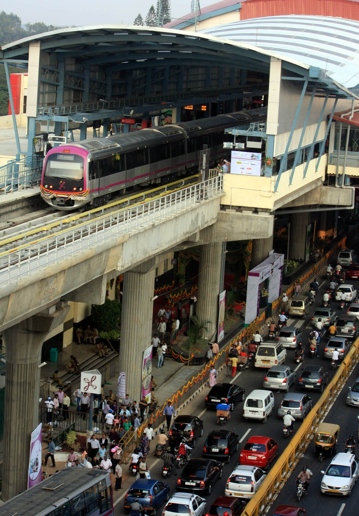 Suspension of Metro to be delayed